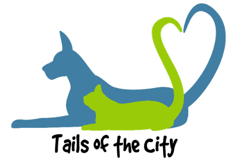 Tails of the City Logo